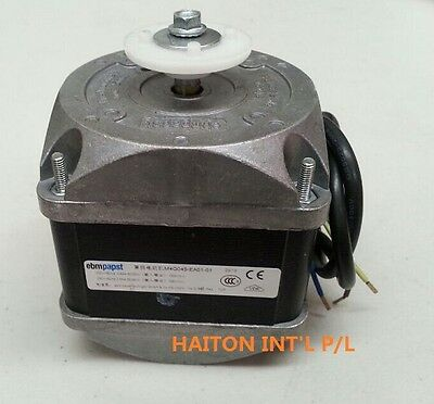 Top quality Heavy Duty EBM PAPST 25 Watt Universal Condenser Fan Motor