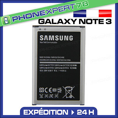 Batterie Originale Neuve Samsung Galaxy Note 3 N9005 B800Be Origine