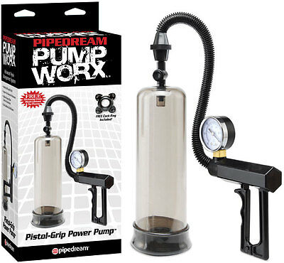 Developpeur Pistol-Grip Power Pump - Pipedream