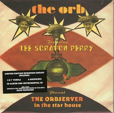 The Orb Ft Lee Scratch Perry - Orbserver In The Star House (Deluxe Box Set) NEW!