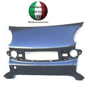 Paraurti Anteriore Centrale Vern Ant Cent Smart For Two 02>07 2002>2007