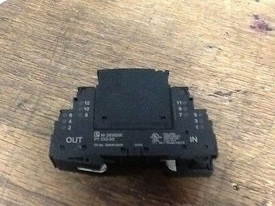 New Phoenix Contact plugtrab PT5-HF 5DC-ST & PT2X2-BE -60 day warranty