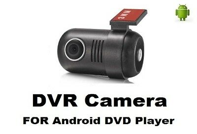 DVR Camera for Android SAT NAV DVD Player VW T5 Golf MK5 MK6 Caddy R32