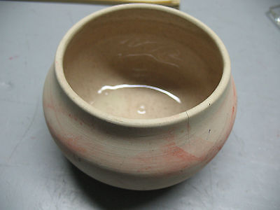 Nemadji  Indian  Pottery  Bowl  Indian  Summer  Colors