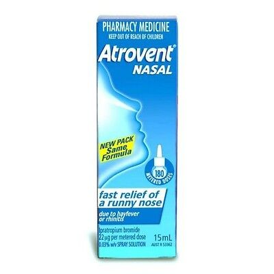 Best Price!  Atrovent Nasal Spray 15Ml Discount Chemist