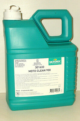 5 L Canister MOTOREX Moto Clean 900 -Motorcycle cleaner
