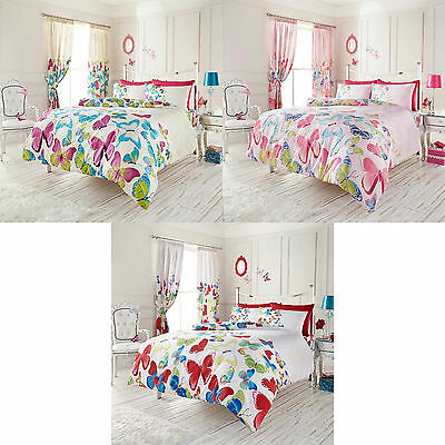 Fashion Butterfly Duvet Cover Quilt Cover Bedding Set And Pillowcase Butterflies