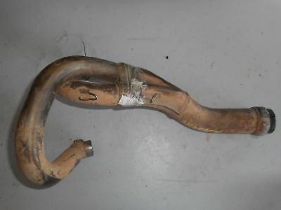 Exhaust Header Pipes & Middle Collector Husky Husqvarna TE610 TE 610 1990's Good
