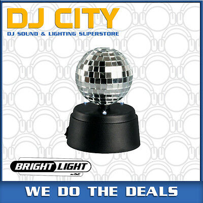 DISCO-BALL2 2-INCH Free Standing DISCOBALL Effect Light Battery operated Novelty