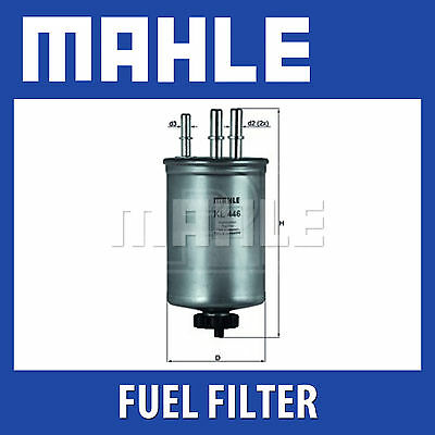Mahle Fuel Filter KL446 - Fits Ford Mondeo Diesel - For TDCI