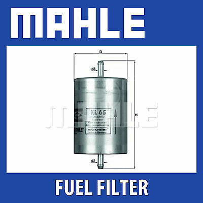 Mahle Fuel Filter KL65 (Mercedes Benz)