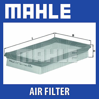 Mahle Air Filter LX532 - Fits Fiat - Genuine Part