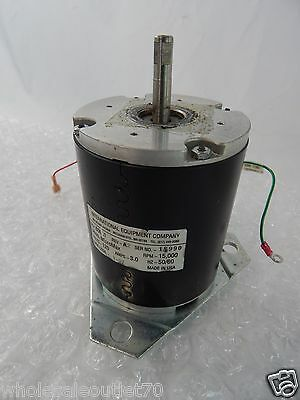 Iec Micromax 120 Microtube Centrifuge Motor Assembly