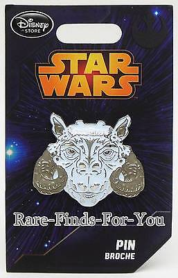 "Disney Theme Parks and Stores Star Wars Hoth's ""Tauntaun"" Trading Pin (NEW)"