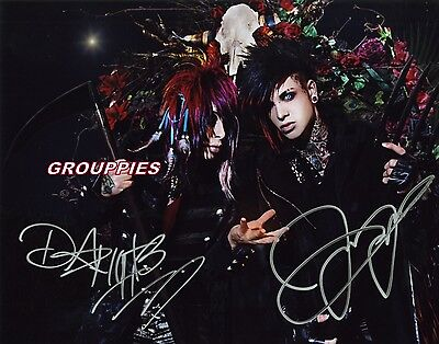 BLOOD ON THE DANCE FLOOR SIGNED 8x10 photo RP