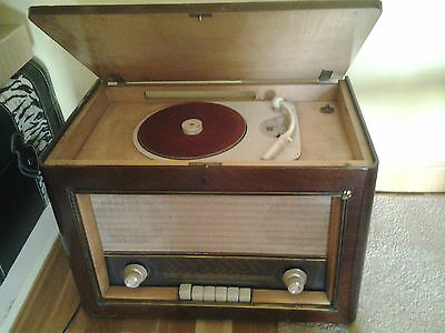 Tocadiscos Philips Siglo Xx - Record Player Philips 20Th Century