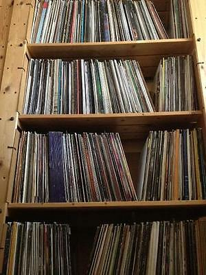 """10 Mystery Drum & Bass / DnB / Jungle Collection 12"""" Vinyl Bargain Records Pack"""