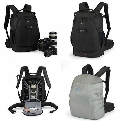 New Lowepro Flipside 400 AW DSLR Camera Photo Bag Backpack All Weather Cover