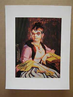 """Disney Haunted Mansion Changing Portrait Painting [ 8.5"""" x 11"""" ] Poster [ 3 ]"""