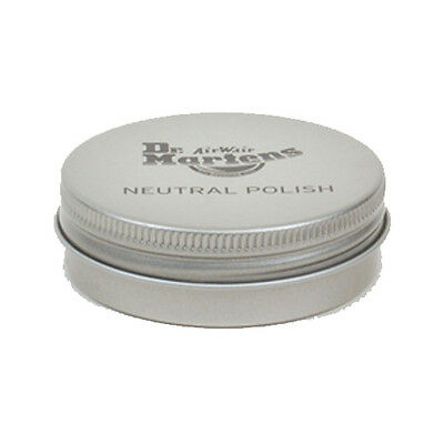DR MARTENS NEUTRAL BOOT or SHOE POLISH - FREE UK P&P!