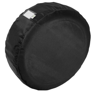 Spare wheel cover  16''  17''     - black L