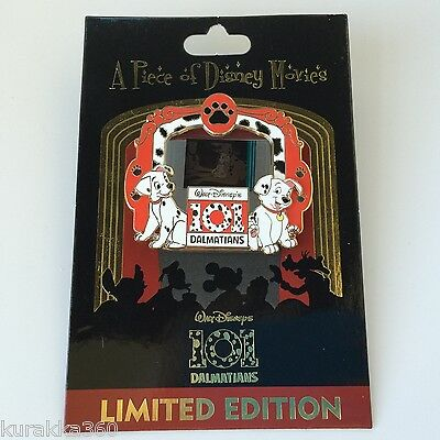 A Piece Of Disney Movies LE Trading Pin 101 Dalmatians Puppies PODM HTF 85905