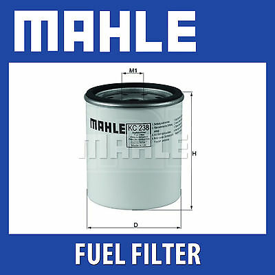 Mahle Fuel Filter KC238D - Fits Jeep Cherokee - Genuine Part
