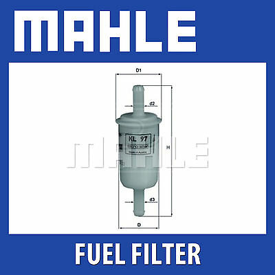 Mahle Fuel Filter KL97OF