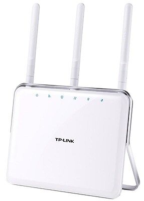 TP-Link Archer C8 4-port Wireless Cable Router with USB