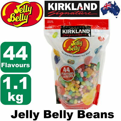 Jelly Belly The Original Gourmet Jelly Bean 44 Flavours 1.1kg Kirkland Signature