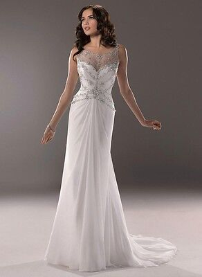 Abiti da Sposa vestito nozze sera wedding evening dress