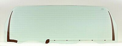 Fits 1988-1996 Ford Bronco Rear Back Window Glass Heated Power Drop Down
