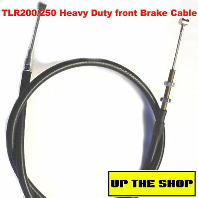 Honda TLR200 1983<86, Venhill Heavy duty front brake cable Trials
