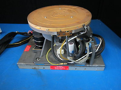 "Electroglas Horizon 4085X Temptronic 8"" Wafer Positioner & Magnetic Base Chuck"