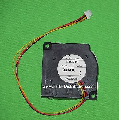 Epson Projector Fan OR Server Fan: C-E03C-01 This Is A NEW OEM Part!  L@@K