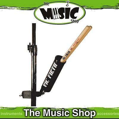 New Vic Firth Clamp-On Drumstick Caddy - Drum Stick Holder - VFCADDY