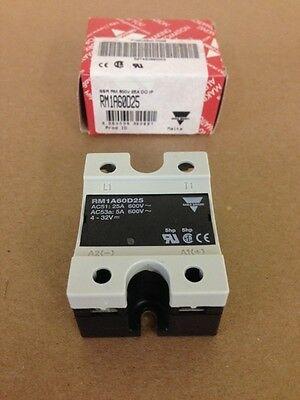 Carlo Gavazzi 5, Rm1A60D25 Solid State Relays