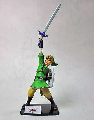 Takara Tomy ARTS The Legend of Zelda 25th Gashapon Figure Skyward Sword Link
