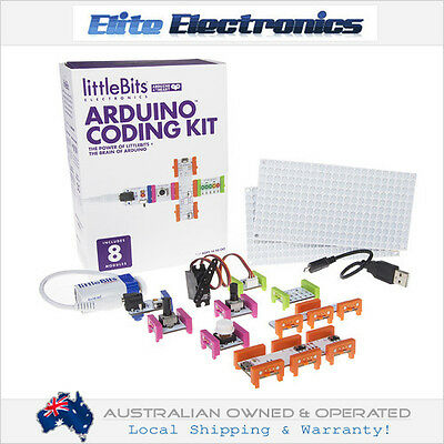 Littlebits Arduino Kit Kids Teacher Family Diy Electronics Coding Project