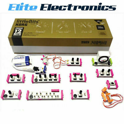 Littlebits Synth Kit Kids Teacher Family Diy Electronics Building Music Project