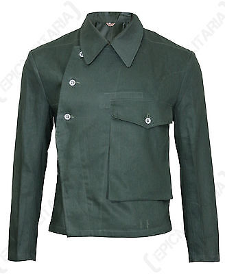 German Army HBT PANZER WRAP in Reed Green - All Sizes - WW2 Repro Heer Uniform