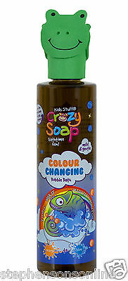 Kids Stuff Crazy Soap Colour Changing Bubble Bath 300ml