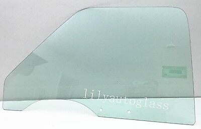 NAGD Fits 1991-1996 Ford F Series F350 Driver Side Left Front Door Window Glass DD8492GTY