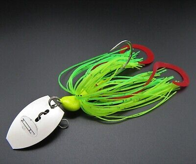 Chatterbait 14 gr chartreuse