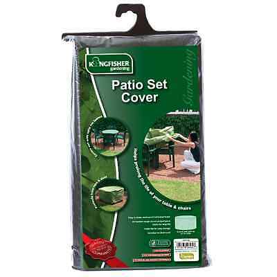 Kingfisher Garden Patio Set Cover Protect Table & Chairs COV106