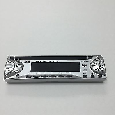 JVC ARsenal KD-S6250 CD Player In Dash Receiver STEREO FACEPLATE ONLY!!