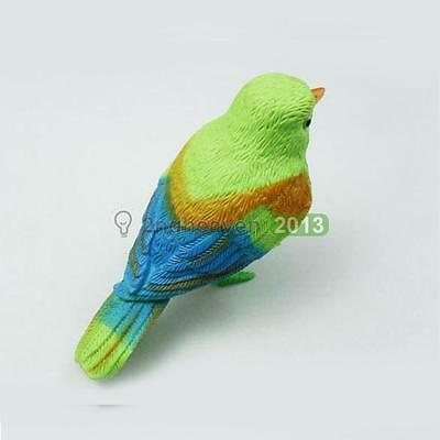 New Sound Voice Control Activate Chirping Singing Bird Funny Toy Christmas Gift