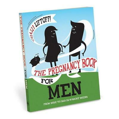 The Pregnancy Book for Men | pregnant expectant dad father gifts new born child