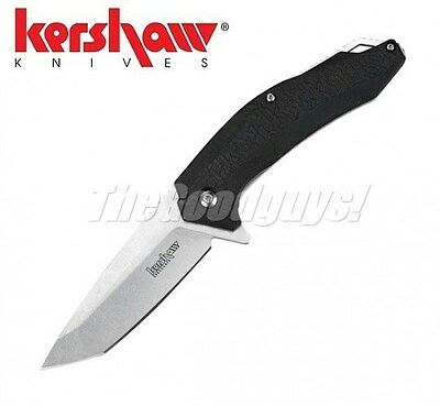 KERSHAW FREEFALL SPEEDSAFE ASSISTED OPENING KNIFE TANTO PLAIN EDGE 3840 NEW