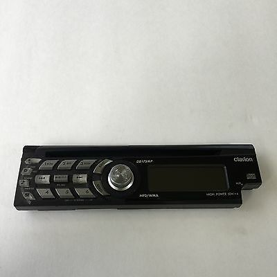 Clarion DB175MP CD Player/MP3 In Dash Receiver FACEPLATE ONLY!!!!